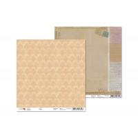 Лист двусторонней бумаги 30x30 от ROSA из коллекции  Trip 3