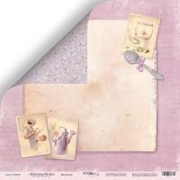 Лист двусторонней бумаги 30x30 от Scrapmir Кондитер из коллекции Delicious Recipes