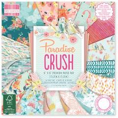 Набор бумаги Paradise Crush, 15 × 15 см, First Edition