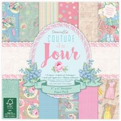 Набор бумаги Couture Du Jour, 15 × 15 см