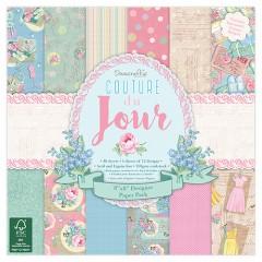 Набор бумаги Couture Du Jour, 20 × 20 см