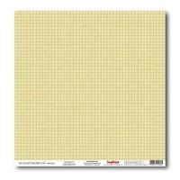 Лист односторонней бумаги 30*30 см из коллекции Вокруг света от ScrapBerry's