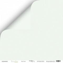 Лист двусторонней бумаги 30x30 от Scrapmir Mint Pastel из коллекции Every Day