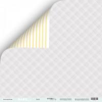 Лист двусторонней бумаги 30x30 от Scrapmir Smile из коллекции Smile Baby