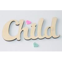 "Чипборд ""Child"""