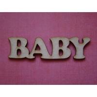 """Чипборд """"Baby"""""""