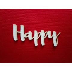 """Чипборд """"Happy"""""""