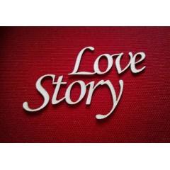"""Чипборд """"Love Story"""""""
