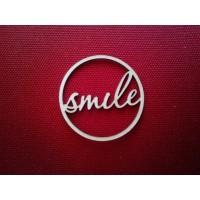 """Чипборд """"Smile"""""""