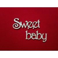 """Чипборд """"Sweet Baby"""""""