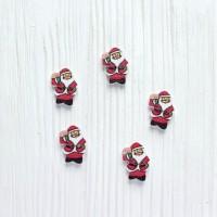Дед Мороз 19*14 мм