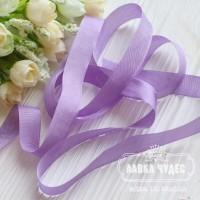 Шебби - лента 14 мм Lavender № 7 (цена за 1 ярд)