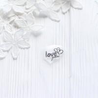 Штамп Love you