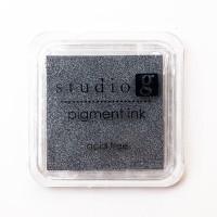 Штемпельна подушечка Silver, Studio G
