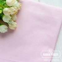 Бязь однотонная,светло-розового цвета(цена указана за отрез 40*50см)