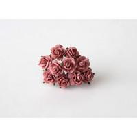 Розы марсаловые,1 см