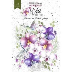 """Набор высечек, коллекция """"Wild Orchid"""",49 шт"""
