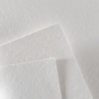 Бумага акварельная, белая, среднее зерно, ГОСЗНАК, А4 (21*29,7см)