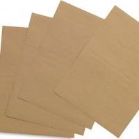 Крафт бумага А4 (29,7х21см)